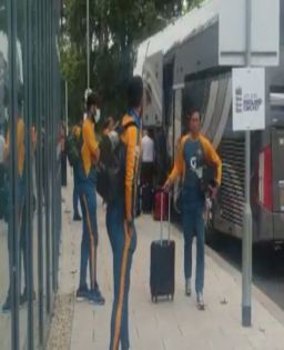 Pakistan team arrives in Southampton for second Test against England