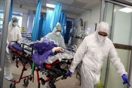 Five more people died of COVID-19 in Pakistan
