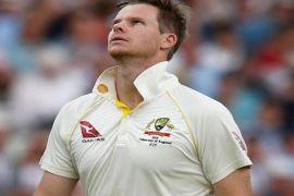 Australian Captain Steve Smith shrugs about Nicholas Pooran's ball-tampering ban