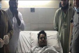 Survivor of PK-8303 crash, Muhammad Zubair discharged from Hospital