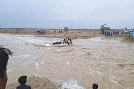Death toll rain-related incidents in Balochistan has climbed to 13