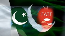 Pakistani delegation arrives in China to hold talks with FATF Group