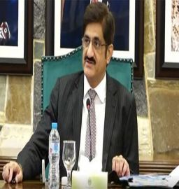 Federal government's strategy to curb coronavirus is incomprehensible: CM Sindh