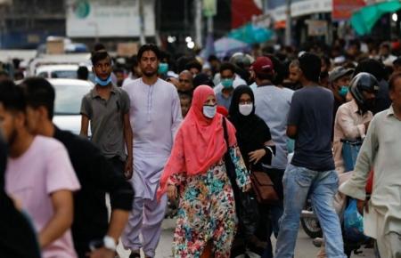 Corona Positive ratio sharply up to 7.20 percent in pakistan