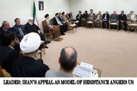 Hajj is opportunity to promote Iran's Religious Democracy: Ayatollah Khamenei