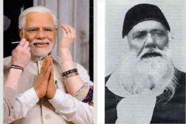 Indian Media claims Narendra Modi was 'Sir' Syed Ahmed Khan in past life