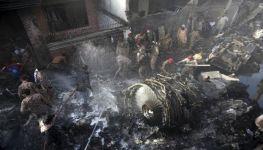 Blackbox of ill-fated PIA plane recovered from Karachi crash site: spokesman