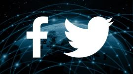 Facebook and Twitter battle against misinformation on US elections
