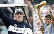 Argentina soccer legend Maradona dies of heart attack