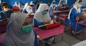 Punjab resumes physical classes for grades 9-12 from 19th