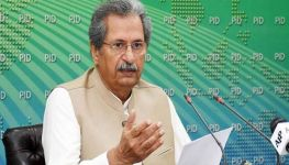 Board exams would begin in the country after June 15, Shafqat Mahmood