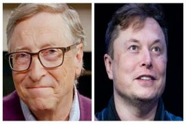 Elon Musk topples Bill Gates to become world's second richest person