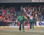 Pakistan beat Bangladesh by nine wickets