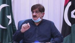 No constitutional provision to carve out Karachi from Sindh: CM Murad
