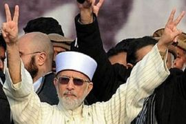 Tahir ul Qadri announces to resign from chairmanship of PAT