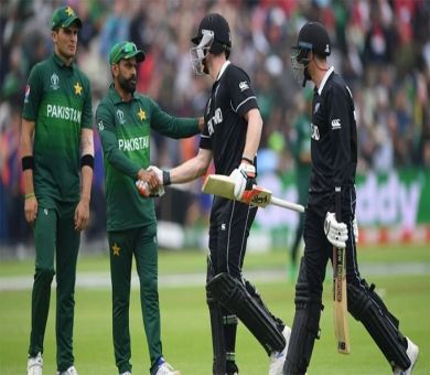 World Cup 2019: Pakistan beats New Zealand by 06 Wickets
