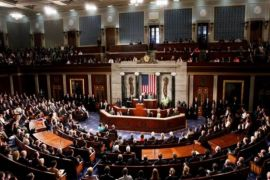 US House of Representatives passes a resolution to remove Trump