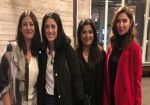 Mahira Khan and Fatima Bhutto spotted in London, promoting new Bhutto book