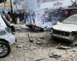 Three security personnel among eight dead in Quetta suicide blast