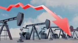 Oil Prices fall sharply as doubts grow over output cut deal