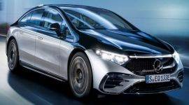 Mercedes takes fight to Tesla with new car