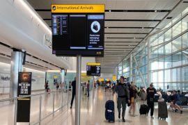 UK to use testing to shorten quarantine for incoming passengers