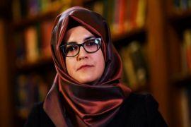 Khashoggi fiancee sues MBS, Saudi officials in US over murder