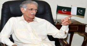 Pakistan to give befitting response to any Indian misadventure: Defence Minister Khattak