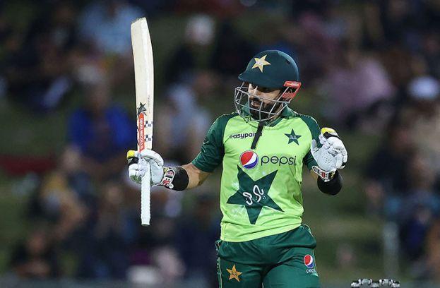 نیوزی لینڈ نے پاکستان کو جیت کیلئے174 رنزکا ہدف دیا ہے۔
