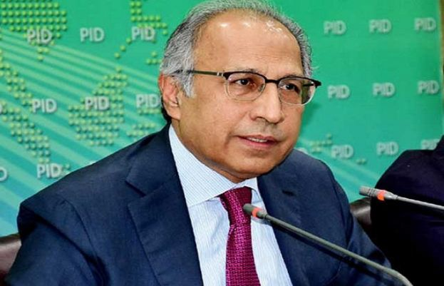 وزیراعظم عمران خان کے مشیر خزانہ ڈاکٹرعبدالحفیظ شیخ