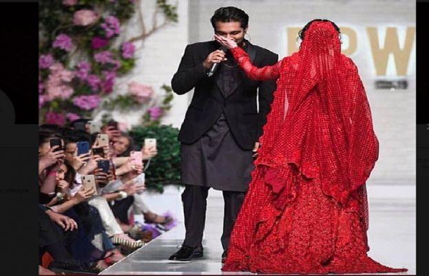 اداکارہ ہانیہ عامر اور گلوکار عاصم اظہر