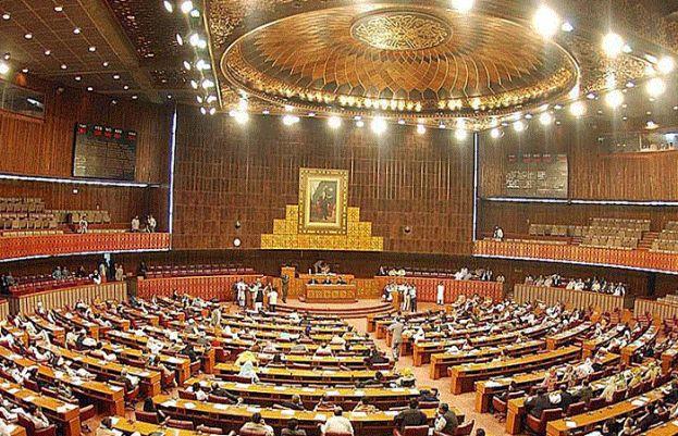 قومی سلامتی کا اجلاس پارلیمنٹ ہاؤس میں یکم جولائی کو 3بجے طلب