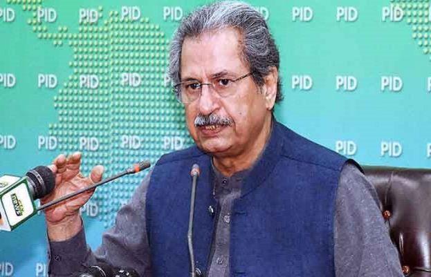 4 جنوری کے اجلاس میں تعلیمی ادارے کھولنے کا فیصلہ کریں گے، شفقت محمود