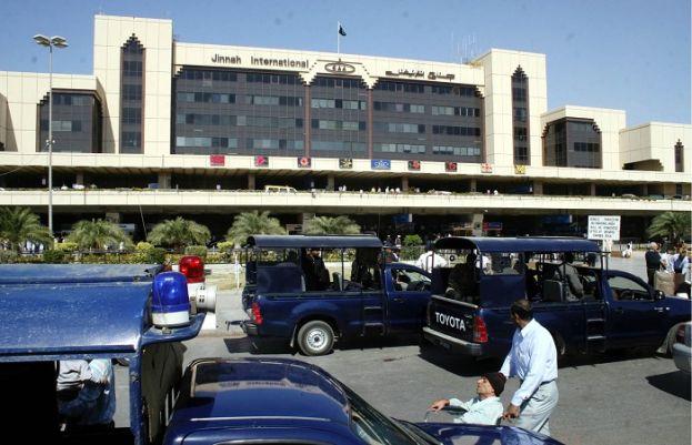 کراچی ائیر پورٹ