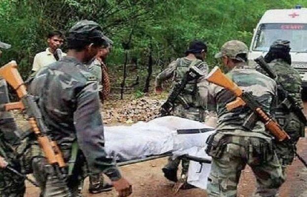 بھارت میں ماؤ نواز باغیوں کے حملوں میں 22 فوجی اہلکار ہلاک ہوگئے