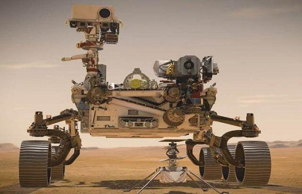 ناسا نے اپنے خلائی جہاز کے مریخ پر اترنے کا ٹریلر جاری کردیا