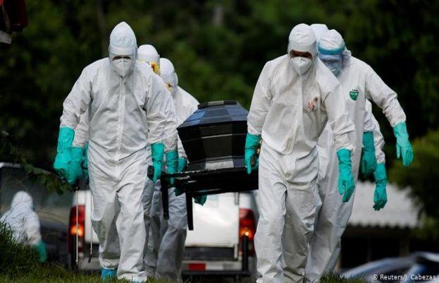 امریکا میں کورونا وائرس