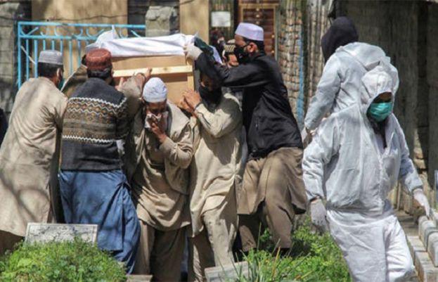 کورونا وائرس کے سبب پاکستان میں مزید25 افراد جان کی بازی ہار گئے