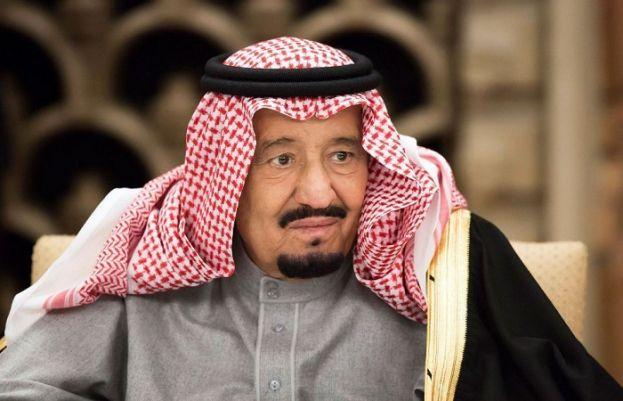 سعودی فرما رواں شاہ سلمان