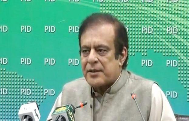 پی ٹی آئی کی فتح گلگت بلتستان کے عوام کا وزیراعظم کی قیادت پر اعتماد کا اظہار ہے، شبلی فراز
