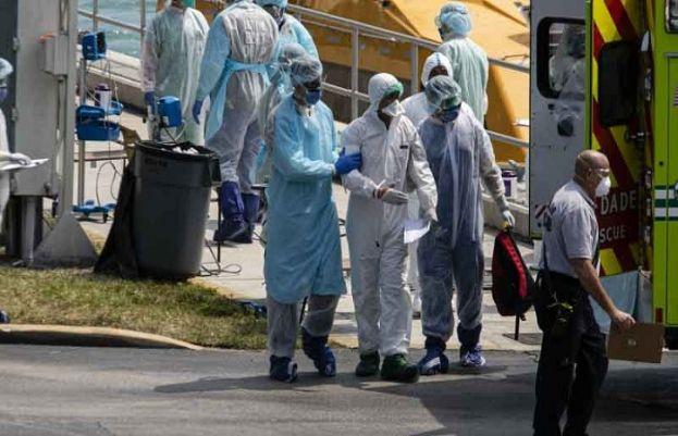 دنیا بھر میں کورونا وائرس سے  7 کروڑ 77 لاکھ سے زائد افراد متاثر