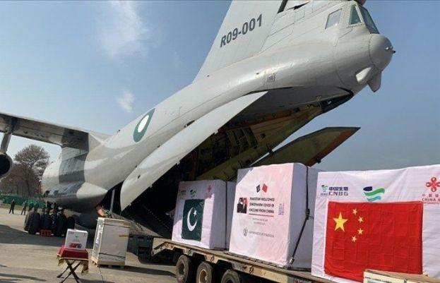 چین سے خصوصی طیارہ کورونا ویکسین کی مزید 10 لاکھ خوراک لے کرپاکستان پہنچ گیا