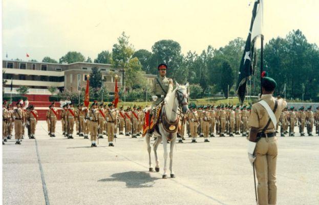 پاکستان ملٹری اکیڈمی کاکول