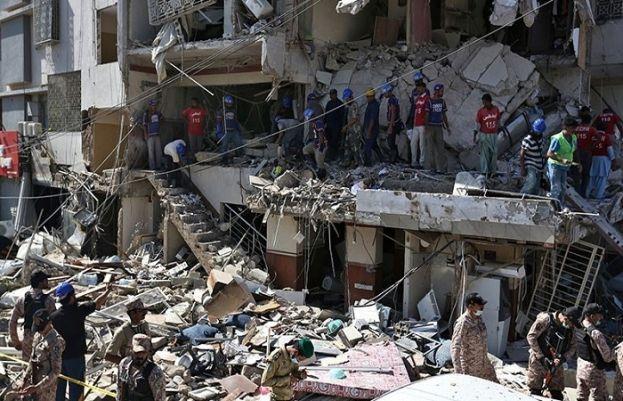 سندھ حکومت کا دھماکے میں زخمی ہونے والے افراد کیلئے بیانیہ جاری
