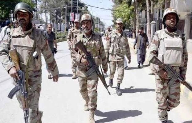 بلوچستان میں دہشت گردوں کا ایک اور حملہ، ایف سی اہلکار شہید
