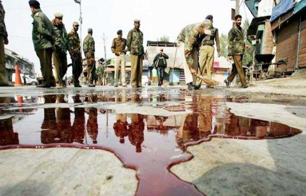 کشمیر میں بھارتی مظالم جاری