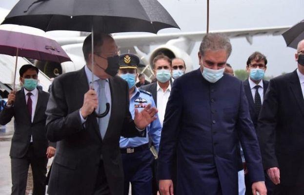 روس کے وزیرخارجہ دو روزہ دورے پر آج پاکستان پہنچیں گے
