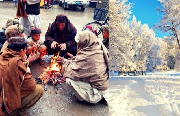 سردی کی لہر کے نتیجے میں شہر قائد کا درجہ حرارت مزید گر جانے کا خدشہ