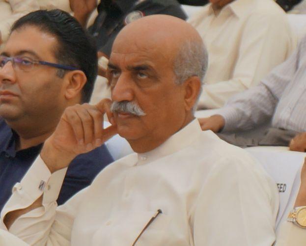 اسپیکر قومی اسمبلی کا خورشید شاہ کے پروڈکشن آرڈر سے متعلق بڑا فیصلہ
