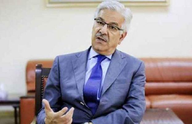 مسلم لیگ (ن) کے رہنما خواجہ آصف